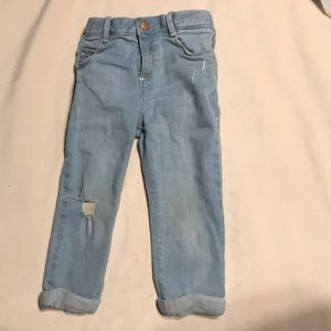 Old Navy 2T Distressed Jeans
